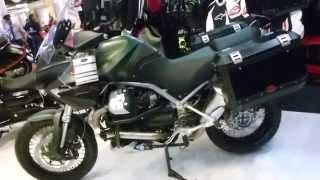 10. 2015 Moto Guzzi Stelvio 1200 2015 al 2016 video precio ficha tecnica Caracteristicas Colombia