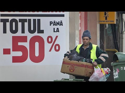 Κρίση απορριμμάτων μαστίζει τη Ρουμανία