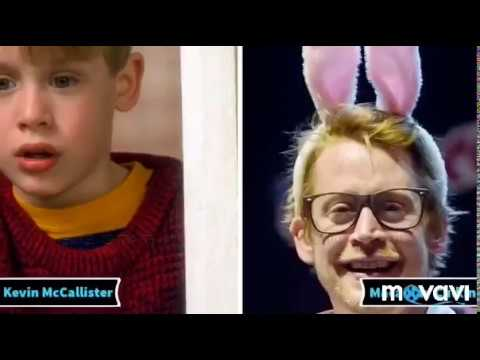 Home Alone (1990) Cast:Then and Now•2018~Biri Official