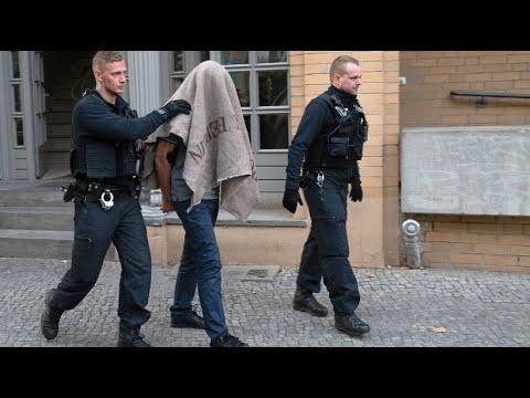 Berlin: Festnahmen von arabischen Clan-Mitgliedern bei  ...