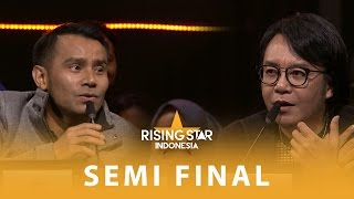 Video Ari Lasso Nyanyi Sangat Romantis, Judika Malah Koplo | Semi Final | Rising Star Indonesia 2016 MP3, 3GP, MP4, WEBM, AVI, FLV Juni 2018