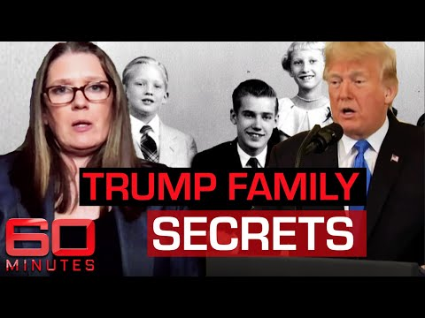 EXCLUSIVE: Mary Trump's insider interview on 'most dangerous' President | 60 Minutes Australia