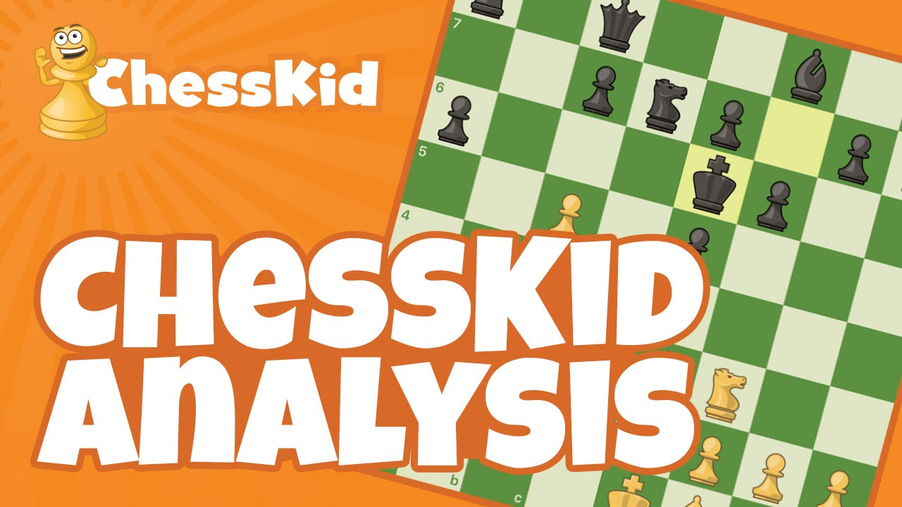 Kids Play Chess with Master!