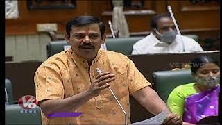 BJP MLA Raja Singh Speaks on Nomula Narsimhaiah Condolence Motion   Telangana Assembly  