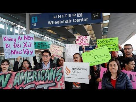 ΗΠΑ: Σάλος με τη βίαιη απομάκρυνση υπεράριθμου επιβάτη από πτήση