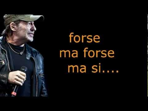 sally - vasco rossi
