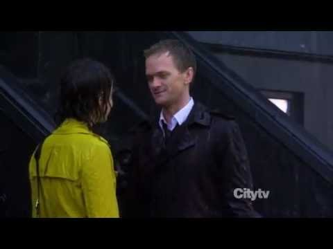 How I Met Your Mother Season 7 Episode 9 - Barney and Robin Kiss
