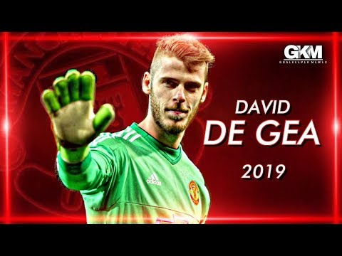 David De Gea - The Superman - Manchester United -  Best Saves 2019HD