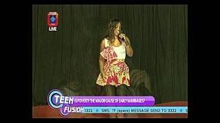 "Download Lagu Wacheda performing her song ""Iron Man"" on Muvi  @Wacheda Mp3"
