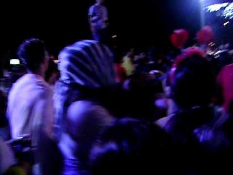 Carnaval 2010 - Bloco do lençol de São luiz do Paraitinga - Natividade da Serra