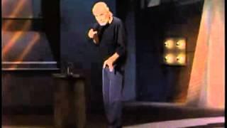 喬治卡林(George Carlin)脫口秀:軟式語言[中文字幕]