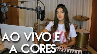 image of Ao Vivo E A Cores - Matheus e Kauan ft. Anitta (Cover Amanda Lince)