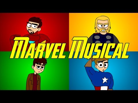Video Marvel Musical download in MP3, 3GP, MP4, WEBM, AVI, FLV January 2017