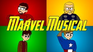 Video Marvel Musical MP3, 3GP, MP4, WEBM, AVI, FLV Agustus 2018