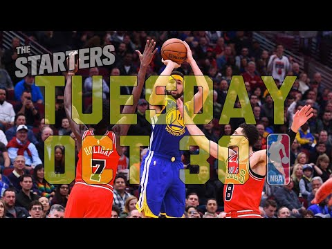 Video: NBA Daily Show: Oct. 30 - The Starters