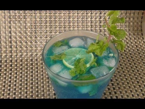 Blue Curacao Lemonade