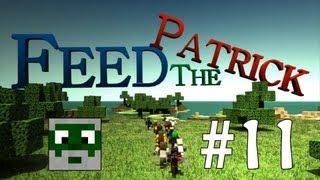 Feed the Patrick ep.11 - Timelapse de la base
