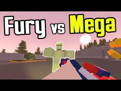 Unturned - HELL's FURY vs MEGA ZOMBIE - Bicycle Tour - Ep. 7