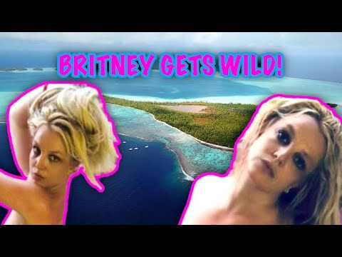 Britney Spears Is Feeling Frisky As She Vacations At The Brando