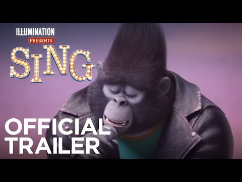 Sing Official Trailer 2