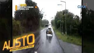 Video Alisto: Tricycle sa Pangasinan, kusang umaandar nang walang driver? MP3, 3GP, MP4, WEBM, AVI, FLV Desember 2018
