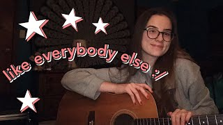 like everybody else - lennon stella (cover)