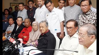 Video FULL PC: Tun M holds PC after PH presidential council meeting MP3, 3GP, MP4, WEBM, AVI, FLV November 2018
