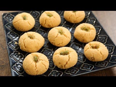 How to Make Nankhatai | Easy Eggless Nankhatai Biscuit | Eggless Recipe | Nankhatai by Upasana