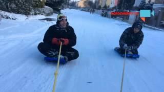 VIDEO DNE: Tomu říkám jízda!