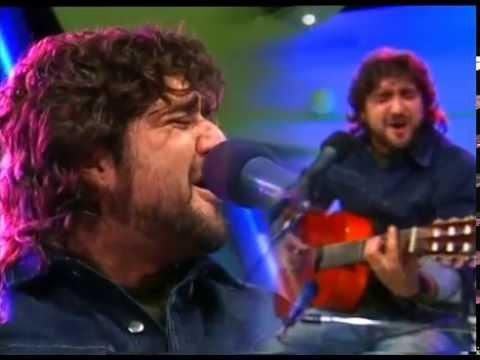 Antonio Orozco video Irremediablemente celos - Estudio CM 2005