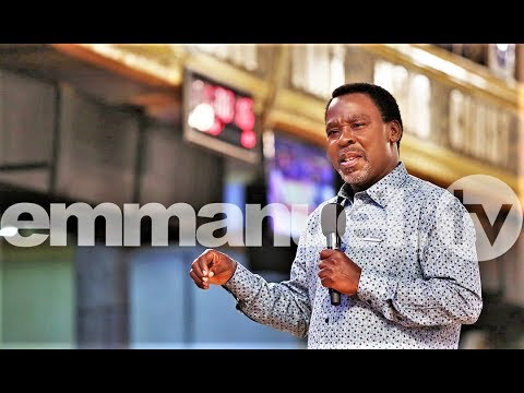 SCOAN 01/12/19: Full Live Sunday With TB Joshua At The Altar