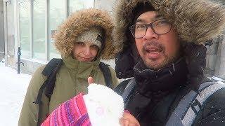 Video HUGE snowstorm in Montreal Vlog MP3, 3GP, MP4, WEBM, AVI, FLV Januari 2018