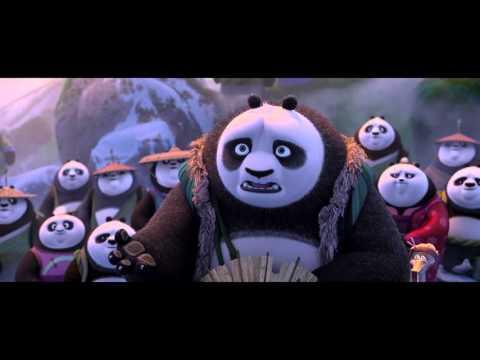 Vui cùng Kungfu Panda nhận quà thả ga
