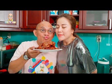 Cơm Nhà TV #25:Color Man giả vờ vụng về thử lòng sư phụ bà xã và cái kết khó tin với cơm tấm sườn bì - Thời lượng: 51:59.
