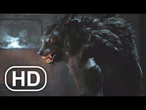 WEREWOLF Vs WEREWOLF Fight Scene (2021) 4K ULTRA HD - Werewolf The Apocalypse Earthblood