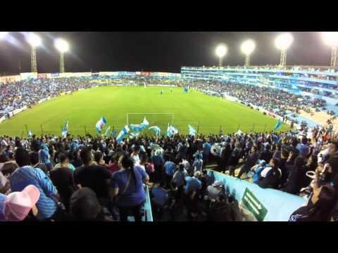 RECIBIMIENTO AL TAMPICO MADERO VS. ORIZABA 2016 - La Terrorizer - Tampico Madero