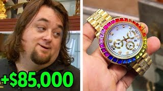 Video 8 Times Chumlee Scammed The Customers | Pawn Stars MP3, 3GP, MP4, WEBM, AVI, FLV Mei 2019
