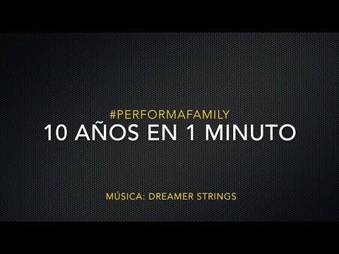 10 años de PERFORMA Entrenadores Personales en Valencia[;;;][;;;]