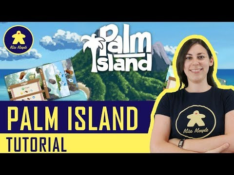 Palm Island Tutorial - Gioco Solitario - La ludoteca #72