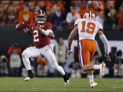 How Jalen Hurts remembered his first Alabama A-Day