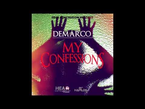 Demarco - My Confession [Raw] Nov 2012