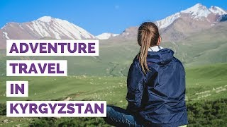 Join us in Kyrgyzstan for adventure travel as we do a three day horse-trekking adventure and hiking trip along the south shore of Issyk-Kul departing from the ...