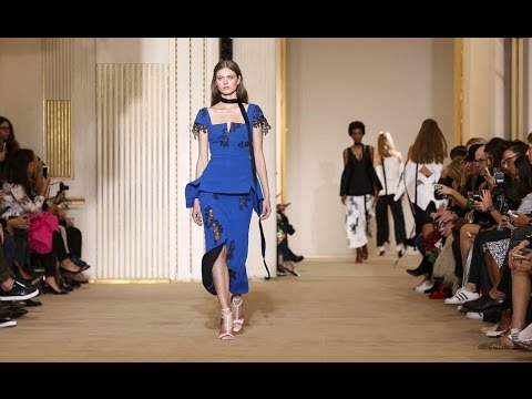 Roland Mouret | Spring Summer 2017 Full Fashion Show | Exclusive (видео)