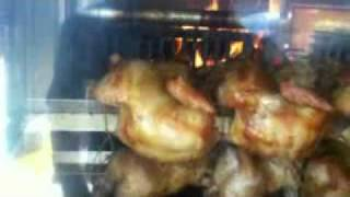 VIDEO: Rotisserie at Pollo Mundial