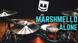 Marshmello - Alone | Matt McGuire Drum Cover