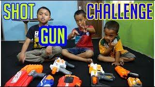 Video SHOOTING CHALLENGE :  Battle Indo    Lomba Nembak   Nerf Challenge   Tembak Tembakan   Mainan Anak MP3, 3GP, MP4, WEBM, AVI, FLV November 2018