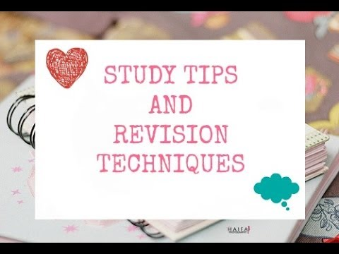 revision - This video will help you with your studies as now is the period to be revising for your summer exams! HOW TO FIND ME: Twitter | https://twitter.com/cosmochlo...