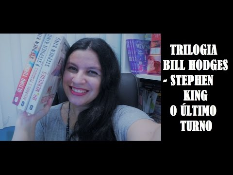 STEPHEN KING I TRILOGIA BILL HODGES - O ÚLTIMO TURNO