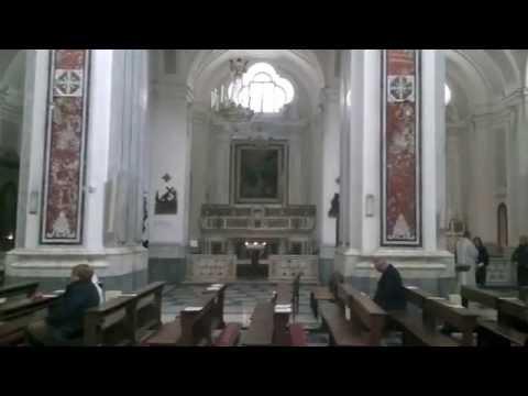 minori (costiera amalfitana): la bellissima basilica di santa trofimena
