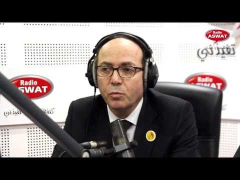 Badr KANOUNI Président du Directoire d'Al Omrane invité de libre échange